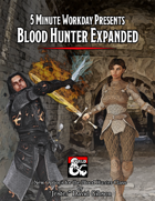 Blood Hunter Expanded