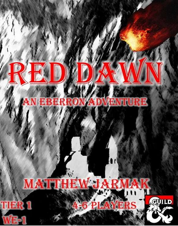 Cover of WE-1: Red Dawn