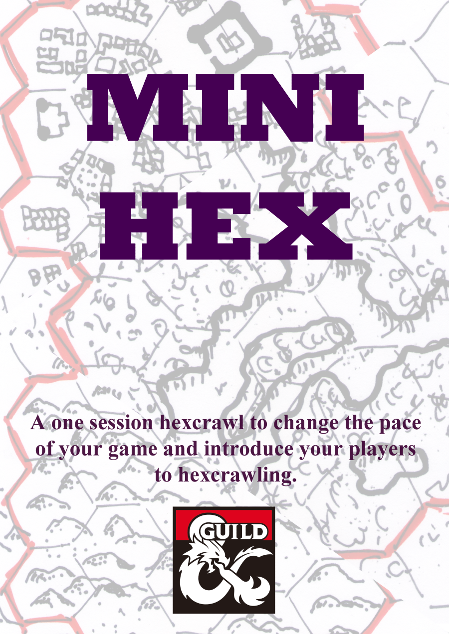 Cover of Mini Hex