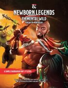 Newborn Legends — A Simple Barbarian Day em português