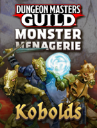 Monster Menagerie: Kobolds [BUNDLE]