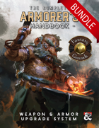 The Armorer's Handbook: PDF/Fantasy Grounds [BUNDLE]