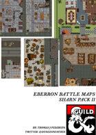 Eberron Battlemaps - Sharn Pack 2