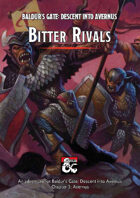 Bitter Rivals – an Eventyr Games adventure for Baldur's Gate: Descent into Avernus