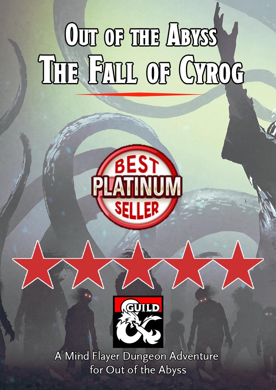 Fall of Cyrog