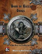 Book of Races: Orogs