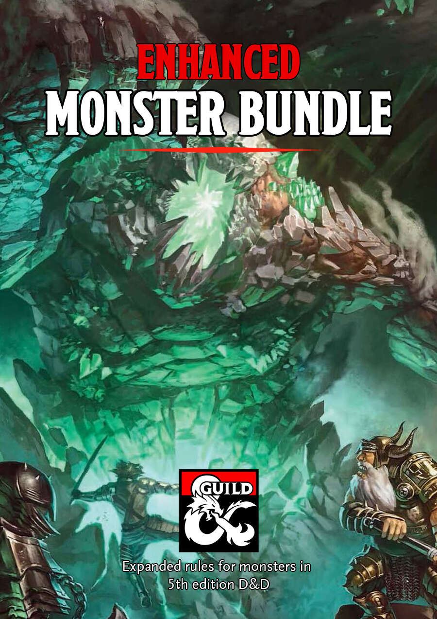 Enhanced Monster Bundle