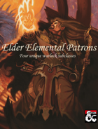 Elder Elemental Patron Pack