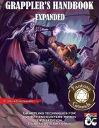 Grappler's Handbook Expanded (Fantasy Grounds)