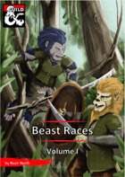 Beast Races - Volume I