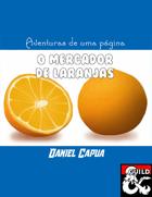 Aventura de uma página - O mercador de laranjas