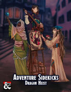 Adventure Sidekicks: Dragon Heist