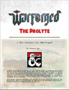 WARFORGED!: The Prolyte - A New Subrace for Warforged
