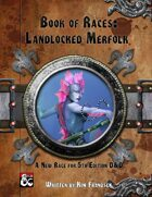 Book of Races: Landlocked Merfolk