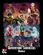 Adventure Sidekicks [BUNDLE]