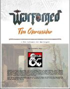 WARFORGED!: The Chronicler - A New Subrace for Warforged