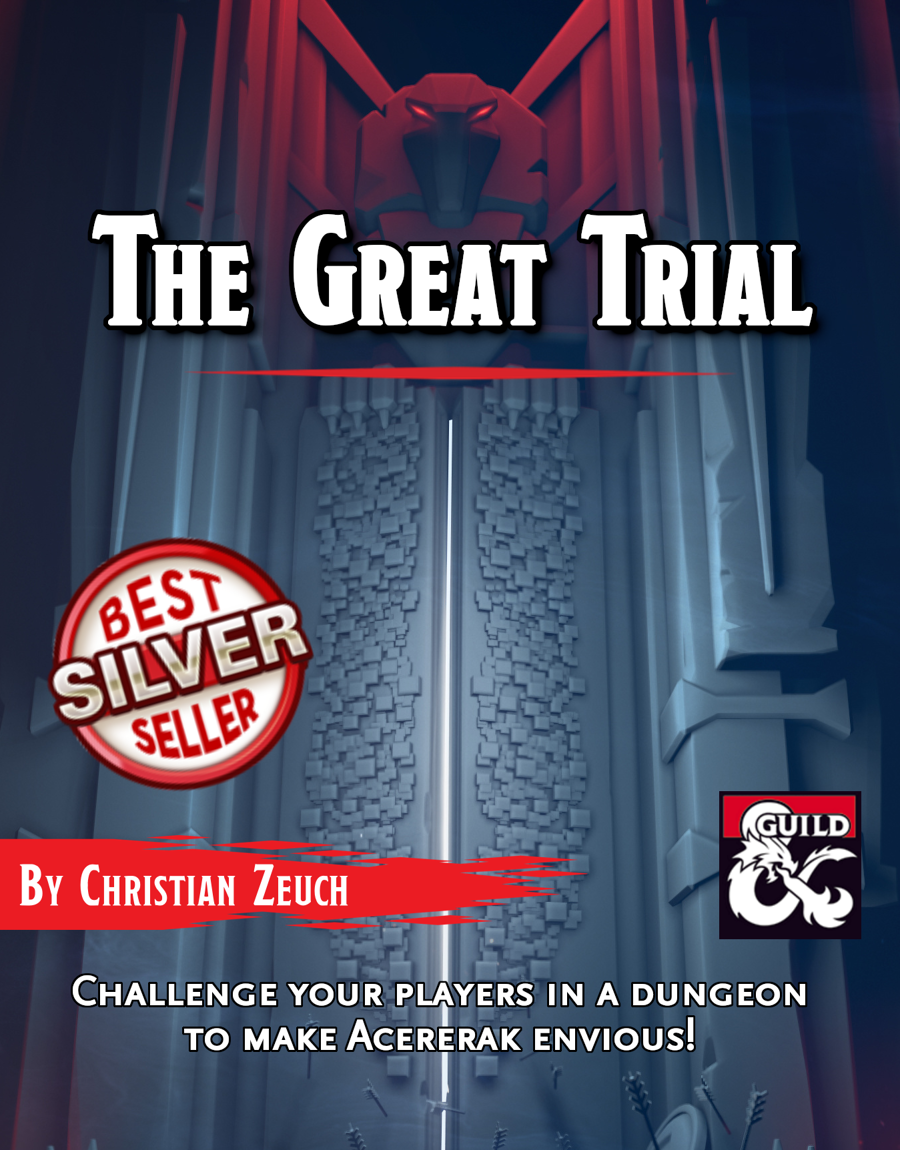 Cover of The Great Trial