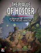 The Plague of Hosder