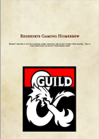Redshirts Gaming Homebrew Collection