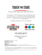 CCC-TRI-26 Touch the Stars (Part One of the Siege of the Yellow Rose)