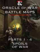 Oracle of War Battle Maps - The Complete Spoils of War