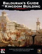 Balduran's Guide to Kingdom Building (Fantasy Grounds)