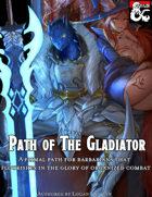 Somnus Domina - Path of the Gladiator (5e)