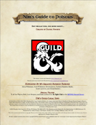 Nim's Guide to Poisons