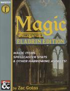 MAGIC: Eladrin Edition