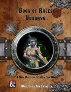 Book of Races: Voadkyn