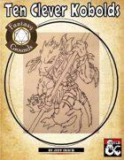 Ten Clever Kobolds (Fantasy Grounds)