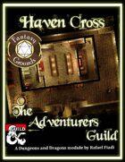 Haven Cross: The Adventurers Guild (Fantasy Grounds)
