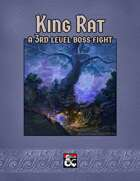 King Rat (Boss Fight: Issue #1)