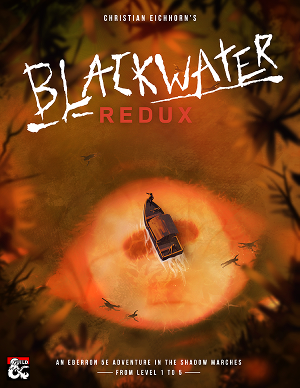 Cover of Blackwater Redux