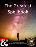 The Greatest Spellbook - Fantasy Grounds