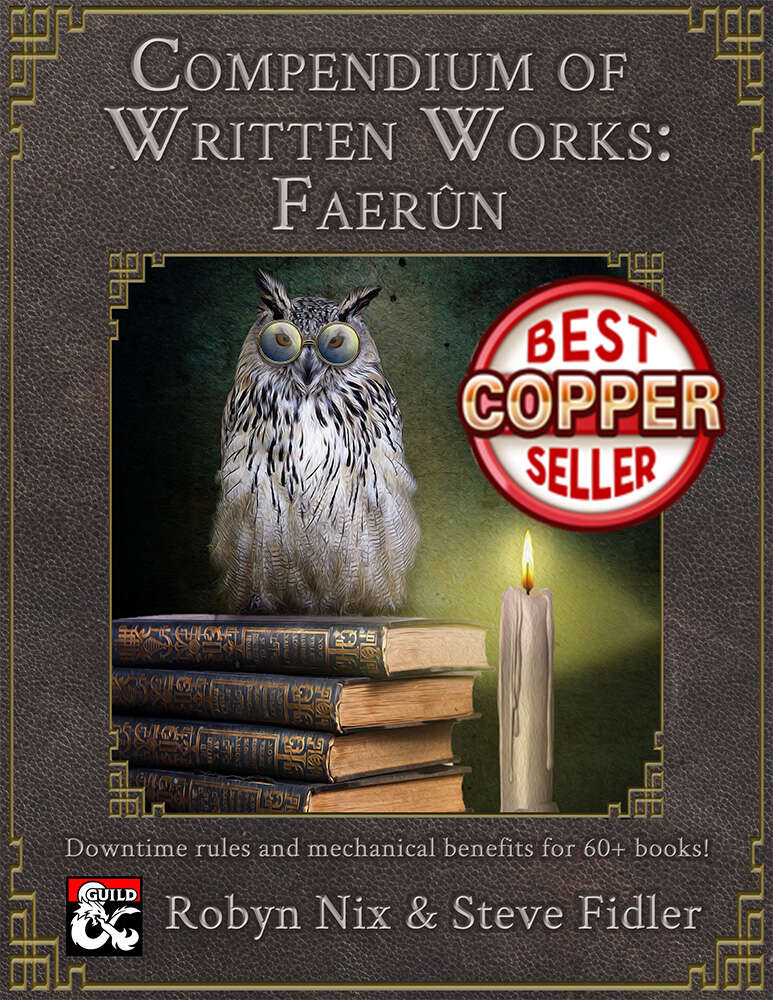The Compendium of Written Works: Faerûn