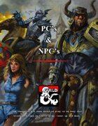 PCs & NPCs