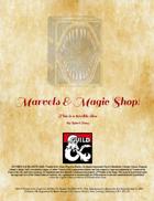 Marvels & Magic Shop