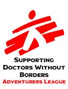 Doctors Without Borders Adventurers League [BUNDLE]