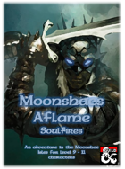 Moonshaes Aflame: Soulfires