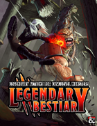 Legendary Bestiary: Legendary Actions for Low-Level Monsters