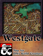 Westgate Stock Map