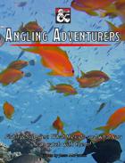 Angling Adventurers - Fishing Supplies Proficiency