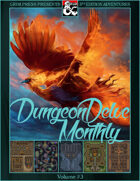 Dungeon Delve Monthly - March 2020