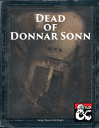 Dead Of Donnar Sonn
