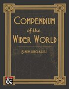 Compendium of the Wider World