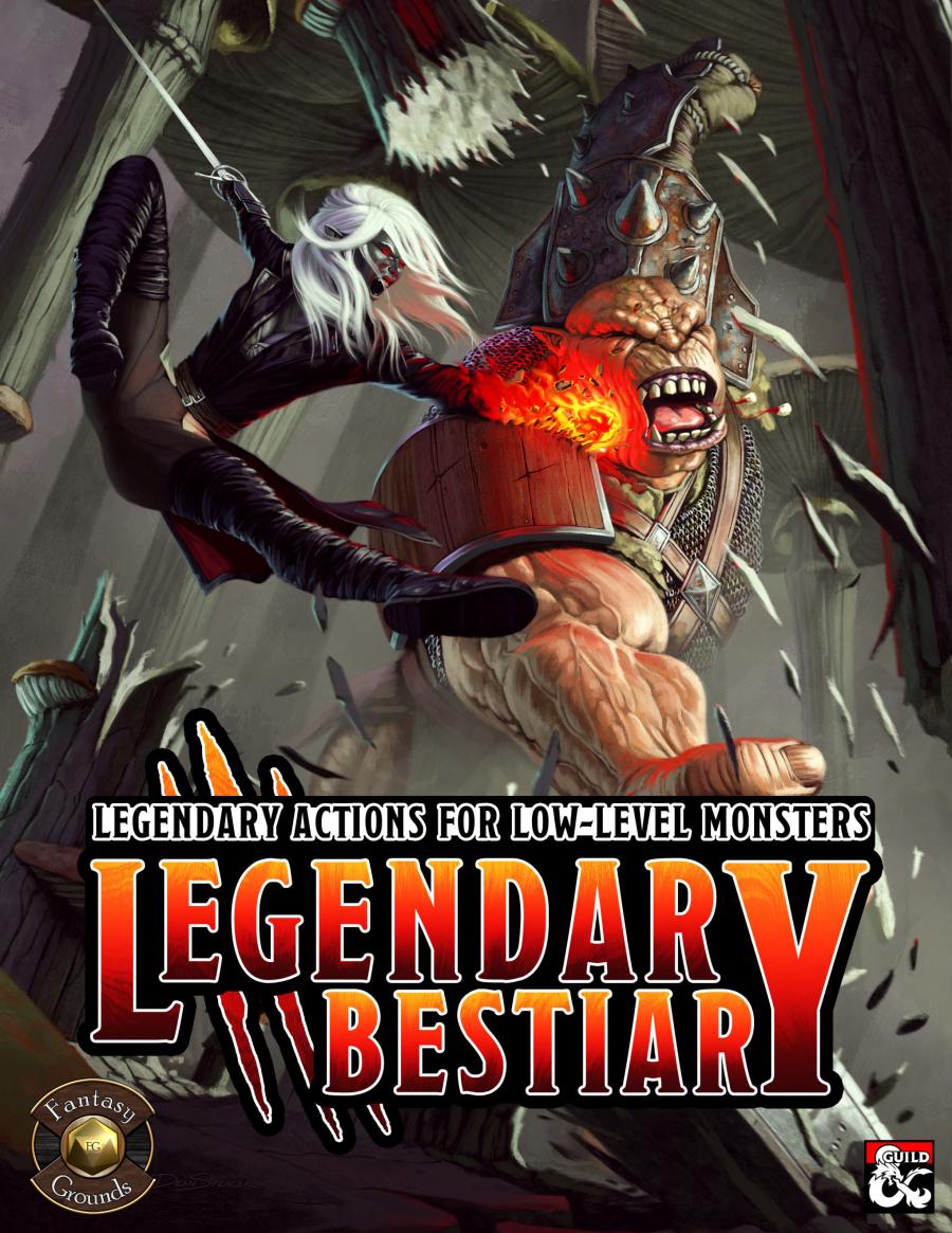 Legendary Bestiary