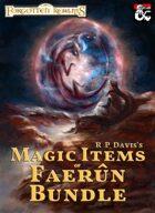 Magic Items of Faerûn  [BUNDLE]