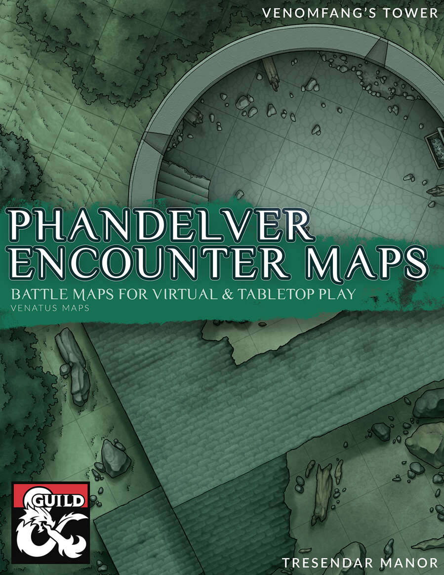 Lost Mine Of Phandelver Encounter Maps Dungeon Masters Guild Dungeon Masters Guild
