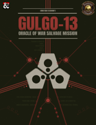 Gulgo-13 | An Eberron Salvage Mission for Oracle of War (Fantasy Grounds)